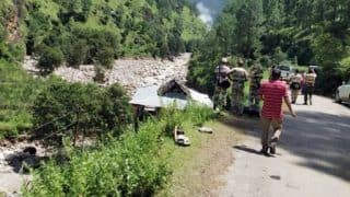Uttarakhand: Three Dead as Helicopter Carrying Relief Material Crashes in Uttarkashi