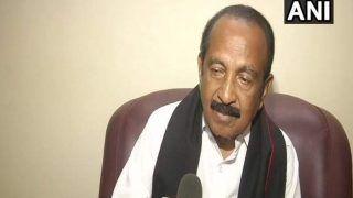 MDMK प्रमुख का विवादित बयान- 100वें स्वतंत्रता दिवस पर भारत में नहीं रहेगा कश्मीर, भाजपा इसे बर्बाद कर देगी