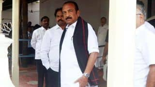 Give Rs 100 'Donation' to Click Photo, Selfie With Vaiko: MDMK
