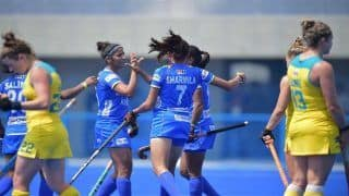 Vandana, Gurjit Score as Indian Eves Hold Australia to 2-2 Draw in Olympic Test Event