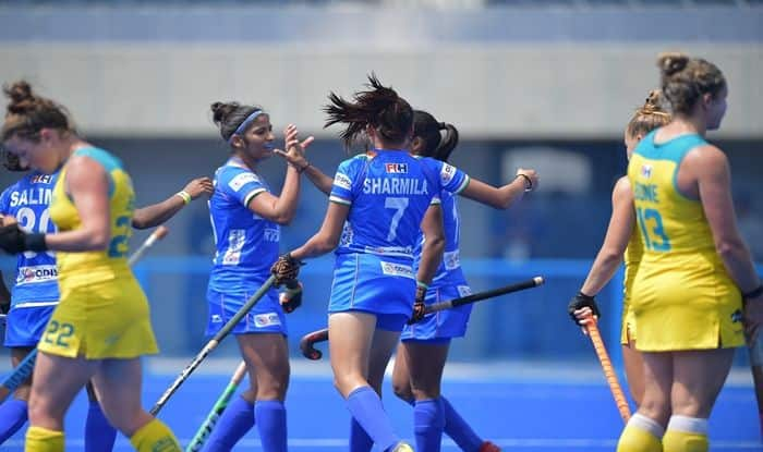 Hockey, India women's hockey team, Indian eves hold