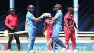 India vs West Indies 2nd ODI: Virat Kohli-Rohit Sharma Surpass Sachin Tendulkar-Virender Sehwag's Record to Register Second Most Fifties in ODIs For India