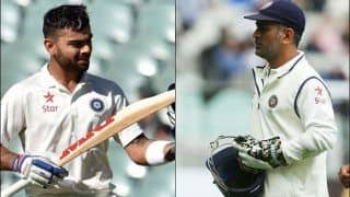 India vs West Indies: Virat Kohli Has MS Dhoni's Record in Sight, Could Become Joint-Most Successful Test Captain For India During 1st Test
