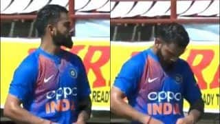 Ind vs WI: Virat Kohli Dancing to Caribbean Music During 3rd T20I Against West Indies Cannot be Missed | WATCH VIDEO