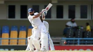 India vs West Indies 1st Test: Virat Kohli, Ajinkya Rahane Fifties Help India Extend Lead to 260 Against West Indies on Day 3 in Antigua