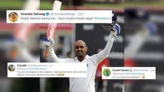 Virender Sehwag Expresses Desire to Become BCCI Selector, Gets TROLLED Brutally | SEE POSTS