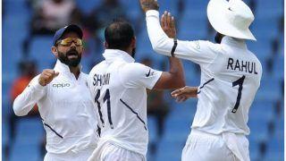 India vs West Indies 1st Test Match: वेस्टइंडीज की पारी 222 रन पर सिमटी, भारत को 75 रन की बढ़त