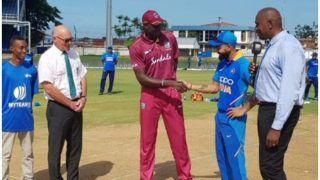 India vs West Indies 3rd ODI: वेस्टइंडीज ने जीता टॉस, पहले बल्लेबाजी का फैसला