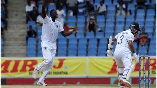 India vs West Indies 1st Test Match: लंच से पहले लड़खड़ाया भारत, 68 रन पर गंवाए 3 विकेट