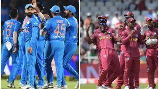 India vs West Indies: भारत ने जीता टॉस, पहले गेंदबाजी करने का फैसला, नवदीप सैनी को मिला मौका