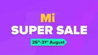Mi Super Sale offers impressive discounts on Xiaomi Redmi Note 7 Pro, Redmi Y3, Poco F1 and more