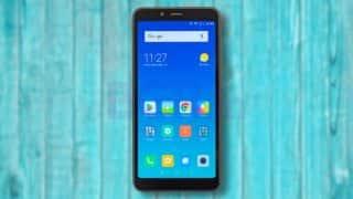 Xiaomi Redmi 6, Redmi 6A update rolling out with Android Pie-based MIUI 10
