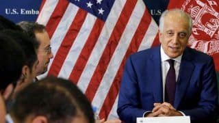 US Seeks Lasting, Honourable Peace Deal in Afghanistan: Zalmay Khalilzad
