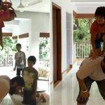 Aamir Khan Carries Son Azad Rao on His Back to Celebrate Dahi-Handi on Janmashtami -Viral Video