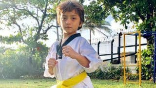 Shah Rukh Khan Shares Childhood Pictures of Aryan And Suhana as AbRam Takes Their Legacy Forward
