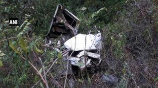 उत्तराखंड: टिहरी में स्कूली वाहन खाई में गिरने से 9 बच्चों की मौत, 10 घायल