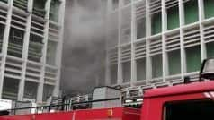 Delhi: Fire Breaks Out on First, Second Floor of AIIMS | Updates