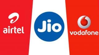 Airtel vs Reliance Jio vs Vodafone: Best prepaid recharge plans under Rs 300 compared