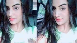 Bhojpuri Actor Akshara Singh Posts a Selfie Promoting 'Positive Vibes' After Accusing Pawan Singh of Threatening Her
