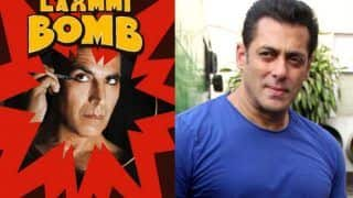 Laxmmi Bomb to Release on Eid 2010 After Inshallah Gets Postponed - Akshay Kumar vs Salman Khan Confirmed at Box Office