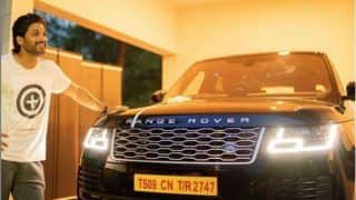 Telugu Actor Allu Arjun's Rs 2.33 Crore Range Rover Luxury SUV is Sheer Opulence, Names it 'Beast'