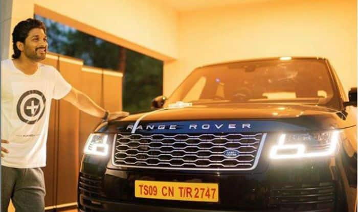 Telugu Actor Allu Arjun S 2 33 Crore Rupee Range Rover Luxury Suv Is Sheer Opulence Names It