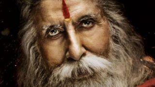 Sye Raa Narasimha Reddy: First look of Amitabh Bachchan as Gosaayi Venkanna is Out