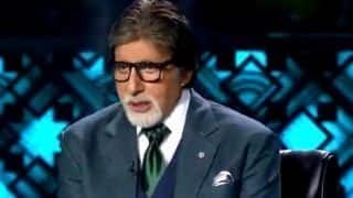 KBC 11 October 11 Karamveer Episode: Para-athletes Deepa Malik And Manasi Joshi Celebrate Amitabh Bachchan's Birthday