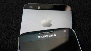 Apple, Samsung sued over handset RF emissions