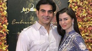 How Arbaaz Khan Helps Girlfriend Giorgia Andriani in Bagging Projects
