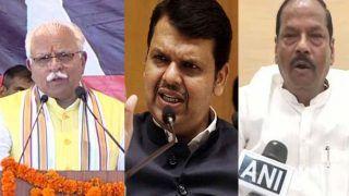 बीजेपी इन मुख्यमंत्रियों के नेतृत्व में लड़ सकती है तीन राज्यों के विधानसभा चुनाव
