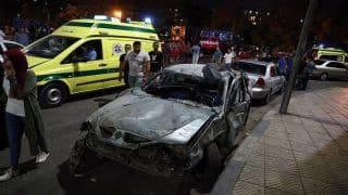 Over 17 Killed in Car Explosion Outside Cairo Hospital