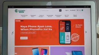 Cashify launches e-store to sell refurbished smartphones, laptops and more