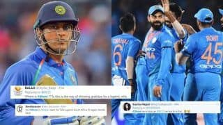 Fans React Angrily on Twitter After BCCI Announce 15-Member T20I Squad Without Mahendra Singh Dhoni | SEE POSTS