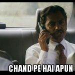 Ganesh Gaitonde's Dialogue 'Chand Pe Hai Apun' From Sacred Games 2 Goes Viral After Chandrayaan-2 Enters Lunar Orbit