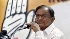 'Under Which Law my Client Has Been Asked to Appear Within 2 Hours?' Chidambaram's Lawyers Write to CBI