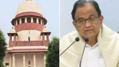 LIVE: Relief Unlikely For Chidambaram Today as His Plea Lands in Supreme Court's Defect List