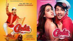 Amazon Prime पर क्रिसमस के दिन रिलीज होगी सारा और वरुण की फिल्म कुली नंबर 1, इस दिन आएगा ट्रेलर