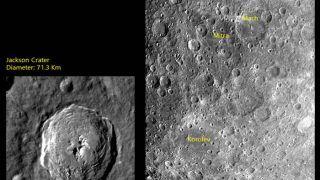 इसरो ने 4,375 किलोमीटर की ऊंचाई से ली गईंं मून क्रेटर्स की नई तस्वीरें जारी की