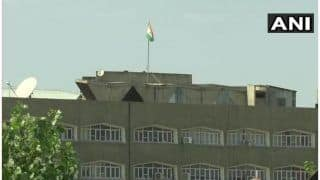 State Flag of Jammu and Kashmir Removed From Civil Secretariat Building