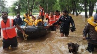 Floods Continue to Wreak Havoc, Toll Rises to 176, Kerala Worst-hit With 85 Deaths