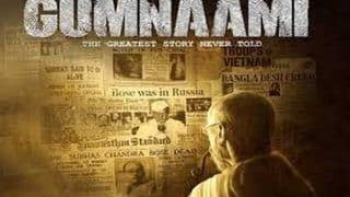 नेताजी पर आधारित फिल्म 'गुमनामी' को लेकर विवाद, परिवार ने उठाया सवाल