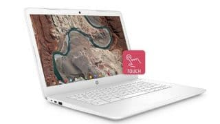 HP Chromebook 14 series launched in India, price starts at Rs 23,990