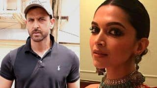 Hrithik Roshan as Lord Rama And Deepika Padukone as Sita in Nitesh Tiwari's Ramayana Before Satte Pe Satta?