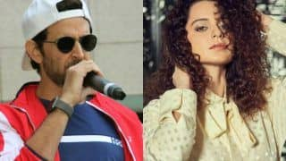 Kangana Ranaut Takes a Dig at Hrithik Roshan After BMC Mayor Calls Her 'Do Takke Ke Log'