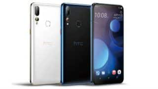 HTC India teases new smartphone announcement, Desire 19+ launch expected