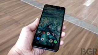 HTC U11+ starts receiving Android 9 Pie update in India
