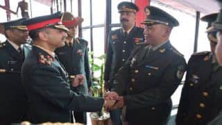 Special Border Meeting Held Between Indian, Chinese Army For Joint I-Day Celebrations | See Pics
