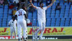 India Vs West Indies Test Match: वेस्टइंडीज पर कहर बनकर टूटे ईशांत, बुमराह के नाम नया रिकॉर्ड