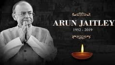 BJP's Go-to-man Arun Jaitley to be Cremated  Today at Nigambodh Ghat at 4 PM | Updates